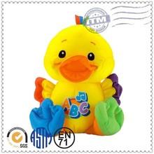 2015 New Design Hot Sales cheap mini plush duck doll