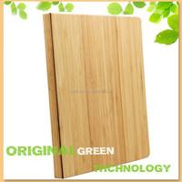 ebay hot selling bamboo waterproof case for ipad mini 2 /3