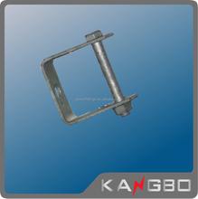 Galvanized steel standard brackets