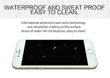 mobile phone tempered glass screen protector 2.5D for iphone 6 6 plus 5 5s 4 4s