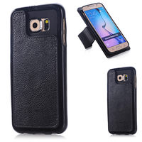 For Samsung Galaxy S6 G9200 Sport Armband Leather, for Samsung S6 Hybrid Rubber Cover, for Samsung S6 Mobile Phone Leather Case