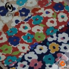 reactive printed twill fabric 100% cotton fabric