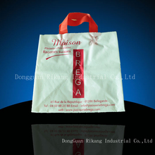 New Style poly shopping bag carrying bag plastic