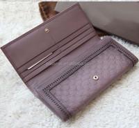 wholesale genuine leather woman wallet, lady wallet