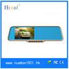5.0 inch DVR GPS Radar Detector 3 in 1 car rearview mirror camera recorder HCOOL-VH30