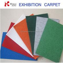 Super quality branded 3mm exhibition carpet