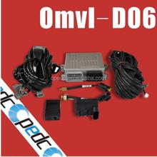 Avançado kit de conversão do sistema de combustível ecu OMVL para veículos