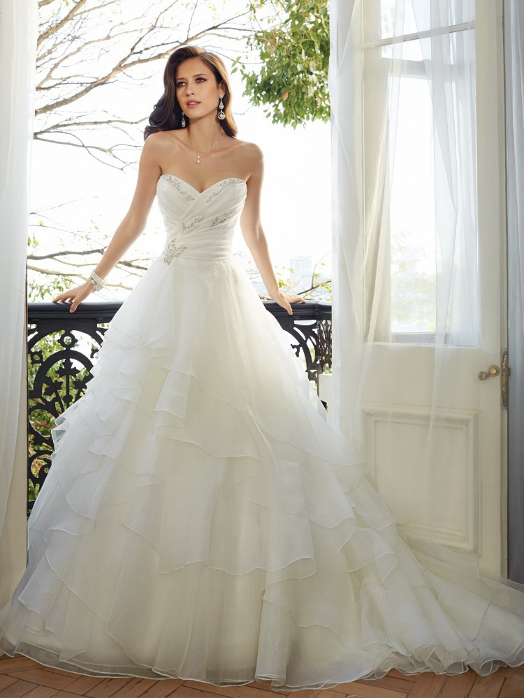 Heart Shaped Wedding Dress. Wedding Dresses. Wedding Ideas And