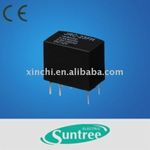 subminiature single pole single throw relay
