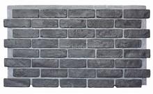 Popular foam bricks,interior wall paneling,PU material, brand store decoration