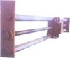 Semi continuous casting production line for bronze billet