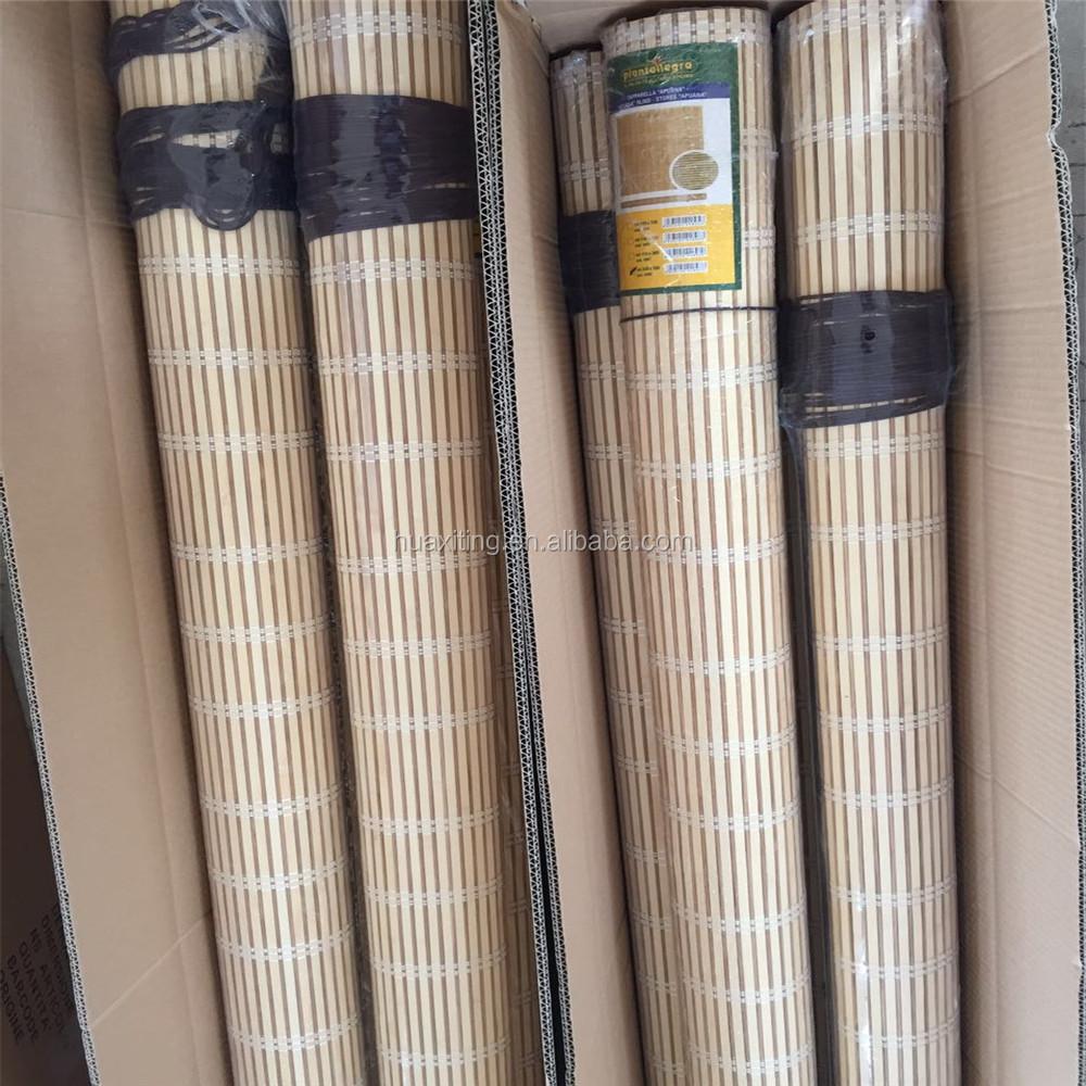 Outdoor Bamboo Window Blinds Desgin Woven Wood Bamboo Roman Blind Buy Outdoor Bamboo Blinds