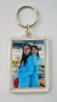 Customized acrylic make your own keychain