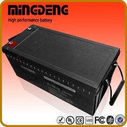 MINGDENG 200amps 12volts battery 3 volt battery