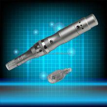 2015 new arrival Anti-aging Skin electirc derma roller needling derma pen korea meso pen