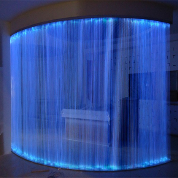 led fiber optic curtain lighting buy fiber optic curtain