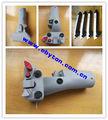 jouets en plastique pistolet modèle cnc fraisage machine d'usinage