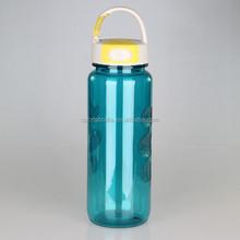 hot 2015 manufaturer bpa free carabiner water bottle
