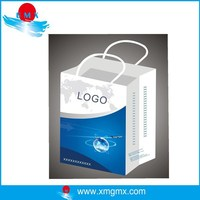 Wholesale Custom Packing Bag Paper with Slogan