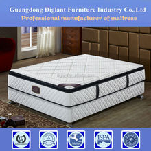 promotional firm with pillow top sleepwell mattress