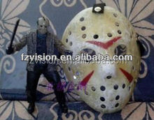 High Quality Halloween English Movie mask PVC Jason Masks