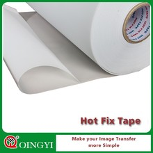 Hot fix transfer rhinestone tape rolls in rhinestones