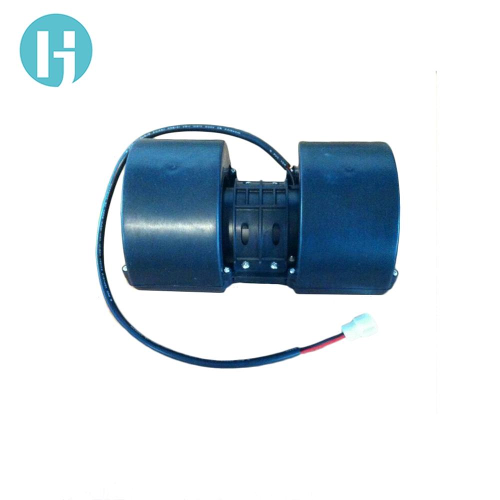 ミニバス空調24ボルト小さな産業大低ワット蒸発器冷却ファン