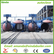 Heavy Weight and Huge Pressure Vessel Still Kettle used for coal-dust brick making