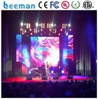 small led screen display indoor outdoor ph10 led display module smd full color rgb video led display module