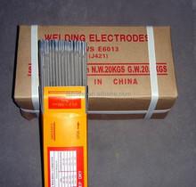 4.0mm mild steel welding electrodes 6010