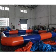 Customized useful cartoon inflatable pool