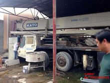 used cranes for sale, 40t kato