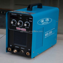 Professinal Actual Current Portable 220V Single Phase Welding Parameter in TIG Welding