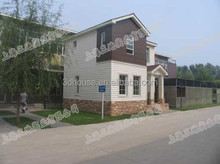 2014 the latest design luxury cheap Light steel prefab shipping container homes for sale made in china