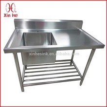 Handmade stainless steel kitchen items for hotel at guangdong