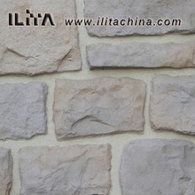 Artificial Stone Fireplace Siding Stone Solid Surface