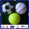 China manufacturer giveaway sport golf ball for promotion