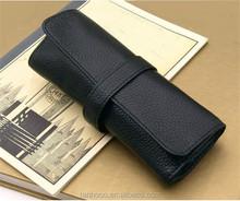 Guangdong Factory Black Pen Pouch ,Large Pen Pouch ,Pen Pouch For Pen
