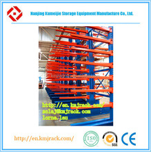 Steel Beam Cantilever Rack for Long Panel Objects