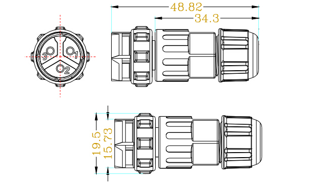 Wiring Diagram For 7 Pole Trailer Connector : Wesbar wire trailer wiring diagram