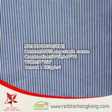popular hot new stype 100% long stapled cotton stripe for garment