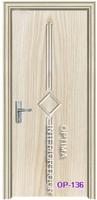 PVC door(OP-136)