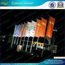 China flag manufacturer with machine printing