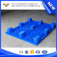 Heavy Duty Plastic Pallets, PP or HDPE available