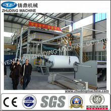 full automatic Spunbonded non woven fabric machine