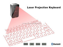 BestSelling! Mini Wireless Virtual Laser Keyboard Mouse for Smartphone PC Tablet Laptop