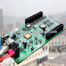 shenzhen alibaba p13.33outdoor led sign xxx moves controllerC3pixel 256X384,video audio output,high gray