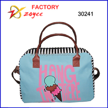 600D fancy travel bag for kid