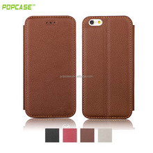 New expensive Cell Phone Leather Case, For iPhone 6 Real Leather Case