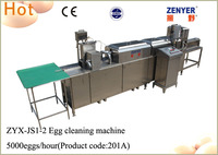 industry automatic egg washer egg cleaner